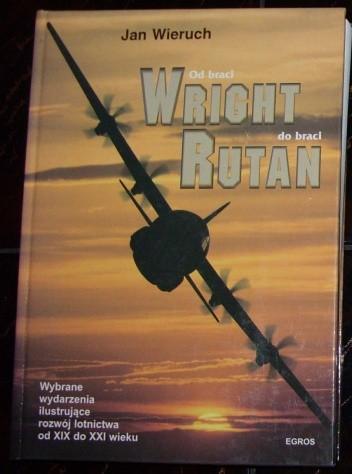 Okładka książki Od braci Wright do braci Rutan