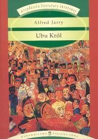 Okładka książki Ubu Król
