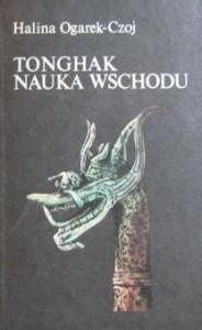 Okładka książki Tonghak. Nauka Wschodu