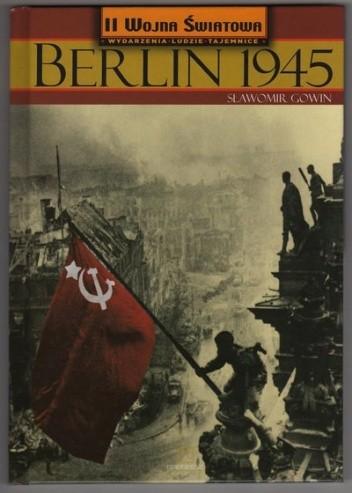 Okładka książki Berlin 1945