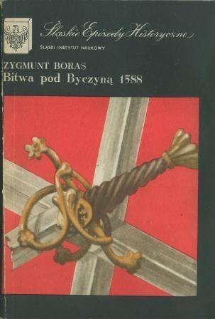 Okładka książki Bitwa pod Byczyną 1588