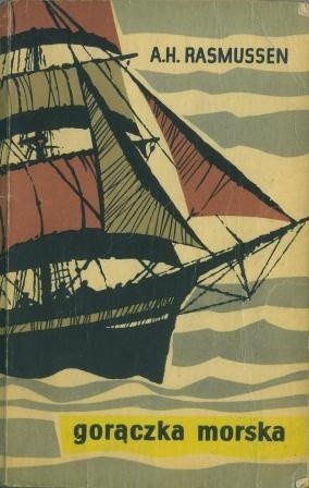 Okładka książki Gorączka morska