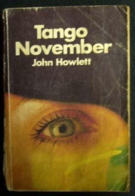 Okładka książki Tango November