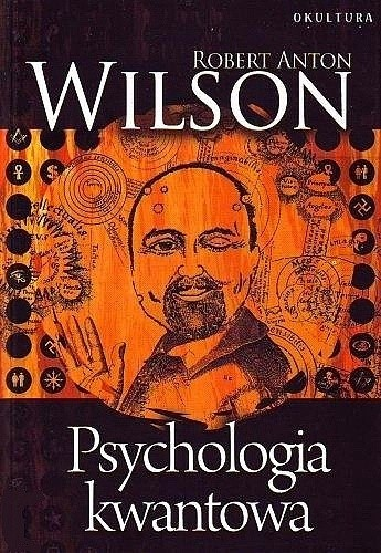 Okładka książki Psychologia kwantowa