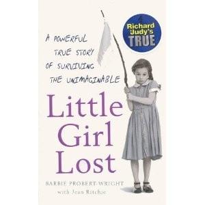 Okładka książki Little Girl Lost