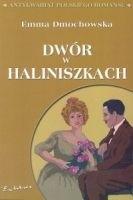 Okładka książki Dwór w Haliniszkach