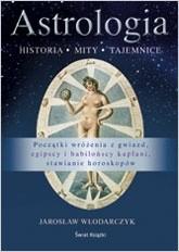 Okładka książki Astrologia — Historia, Mity, Tajemnice