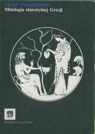 Okładka książki Mitologia starożytnej Grecji
