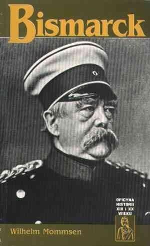 Okładka książki Bismarck
