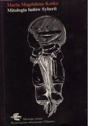 Okładka książki Mitologia ludów Syberii