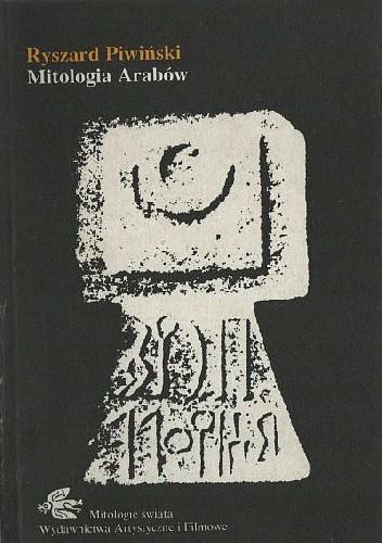 Okładka książki Mitologia Arabów