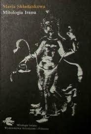 Okładka książki Mitologia Iranu