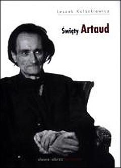 Okładka książki Święty Artaud