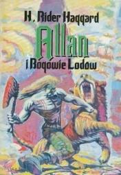 Okładka książki Allan i Bogowie Lodów. Opowieść o początkach