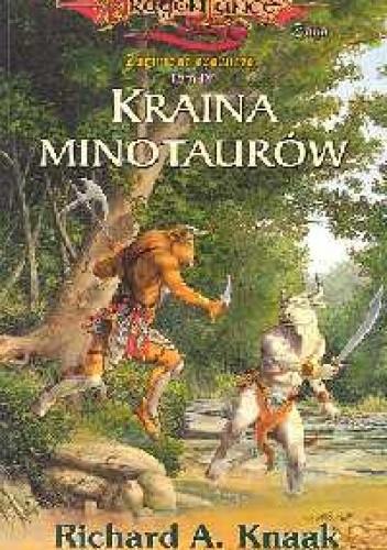 Okładka książki Kraina Minotaurów