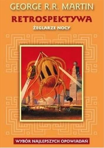 Okładka książki Żeglarze nocy