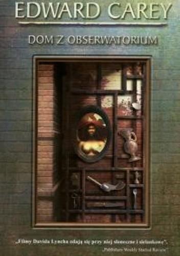 Okładka książki Dom z obserwatorium