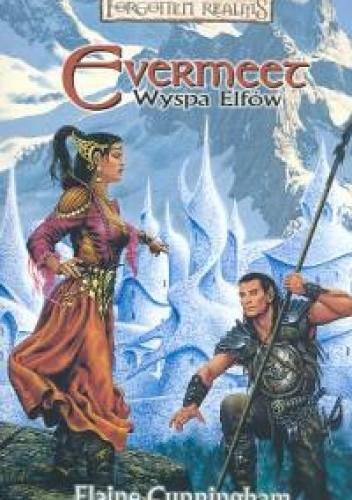 Okładka książki Evermeet wyspa Elfów