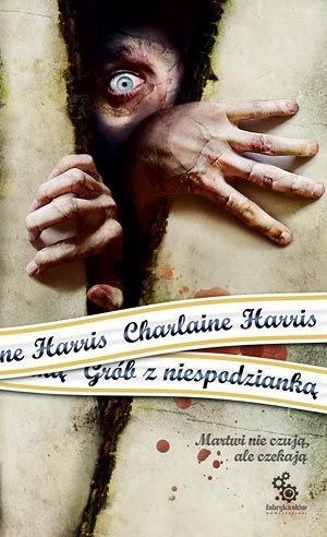 Grob z niespodzianka - Harris Charlaine