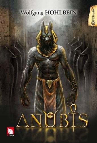 Okładka książki Anubis