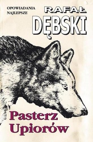 Okładka książki Pasterz upiorów