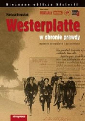 Okładka książki Westerplatte. W obronie prawdy