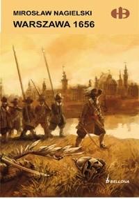Okładka książki Warszawa 1656