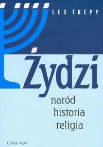Okładka książki Żydzi naród historia religia