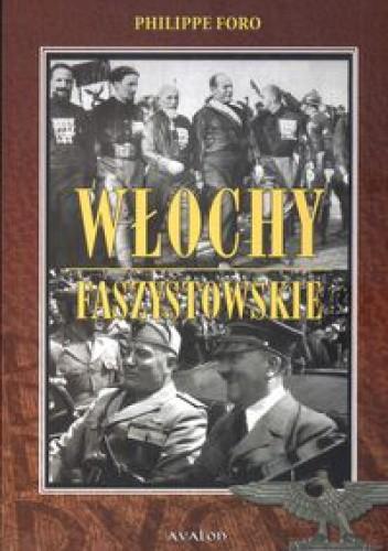 Okładka książki Włochy faszystowskie
