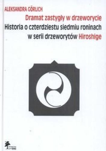 Okładka książki Dramat zastygły w drzeworycie