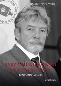Okładka książki Ryszard Kukliński. Życie ściśle tajne