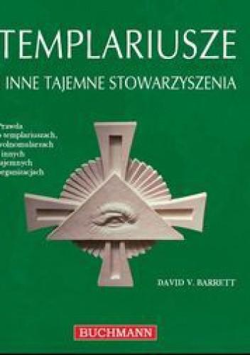 Okładka książki Templariusze i inne tajne stowarzyszenia