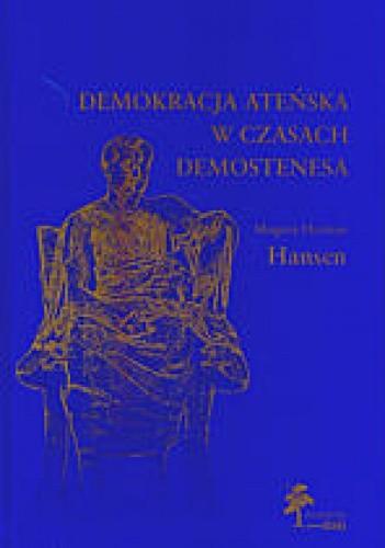 Okładka książki Demokracja ateńska w czasach Demostenesa