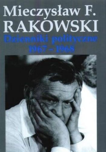 Okładka książki Dzienniki polityczne 1967-1968 Tom 3
