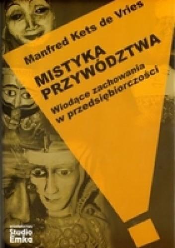 Okładka książki Mistyka przywództwa