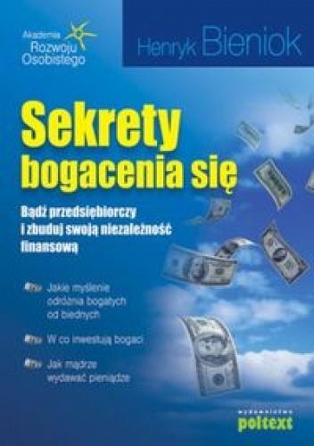 Okładka książki Sekrety Bogacenia Się