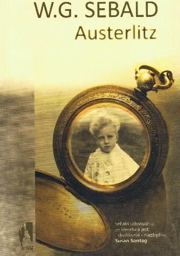Okładka książki Austerlitz