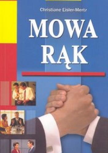 Okładka książki Mowa rąk