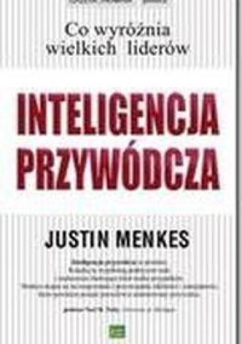 Okładka książki Inteligencja Przywódcza