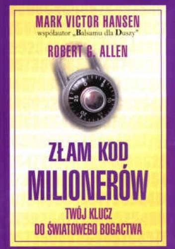 Okładka książki Złam kod milionerów