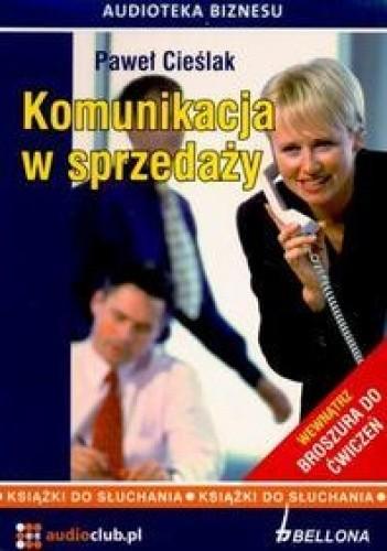 Okładka książki Komunikacja w sprzedaży (CD)