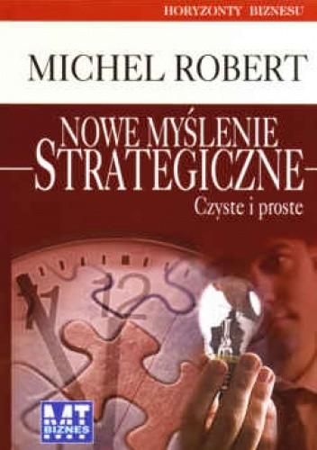 Okładka książki Nowe myślenie strategiczne
