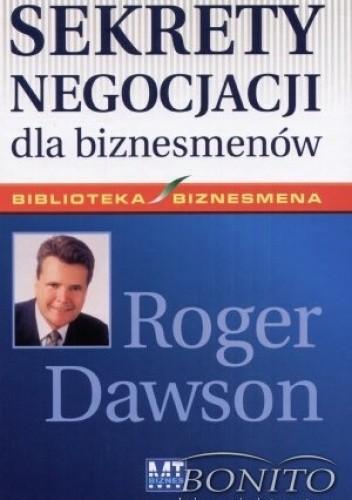 Okładka książki Sekrety negocjacji dla biznesmenów