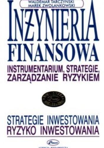 Okładka książki Inżynieria finansowa
