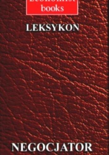 Okładka książki Negocjator. Leksykon
