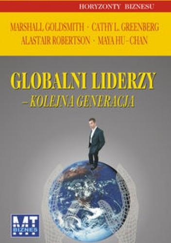 Okładka książki Globalni liderzy - kolejna generacja