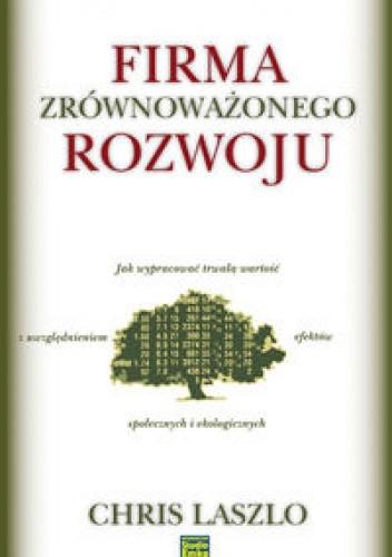 Okładka książki Firma zrównoważonego rozwoju
