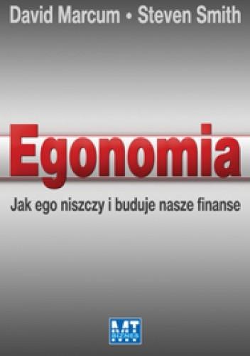 Okładka książki Egonomia