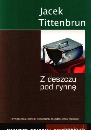 Okładka książki Z deszczu pod rynnę. Meandry polskiej prywatyzacji. Tom III
