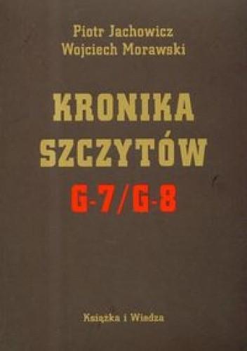 Okładka książki Kronika Szczytów G 7/ G 8